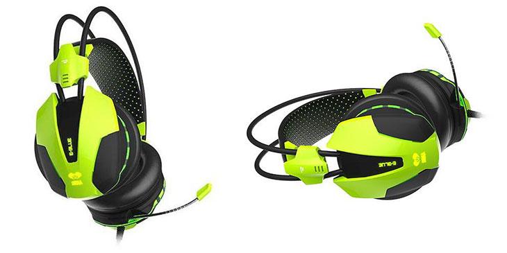 Słuchawki E-Blue – optymalne dla graczy