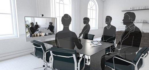 Przyszłość wideokonferencji
