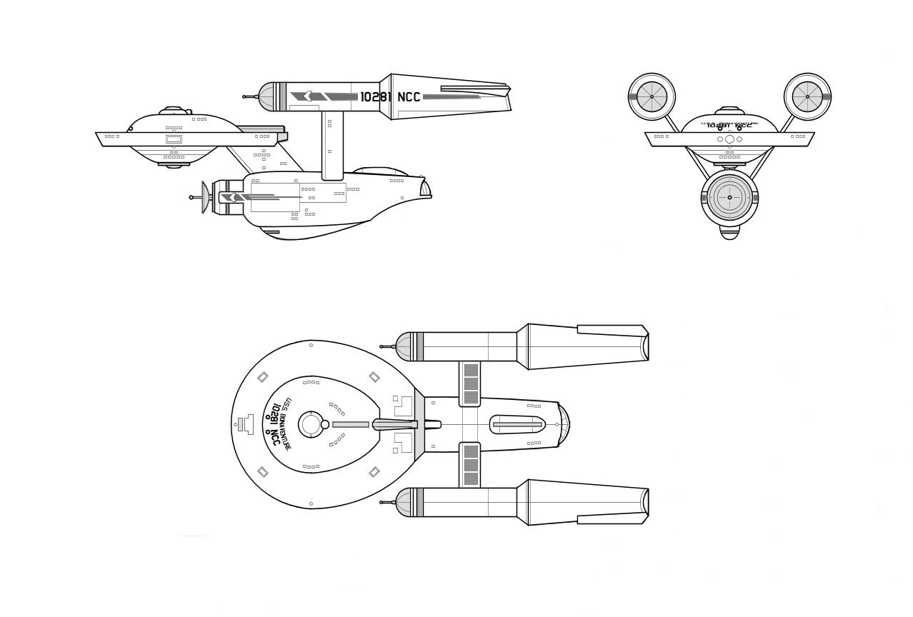 Star Trek Lcars Blueprint Database Blueprints Updates Page