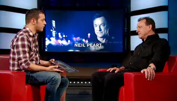 Neil Peart on Strombo