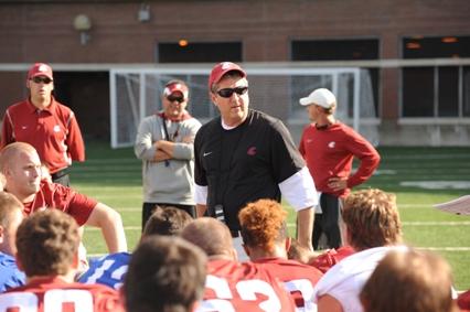 Mike Leach, Washington State Football, Washington State Football 2012