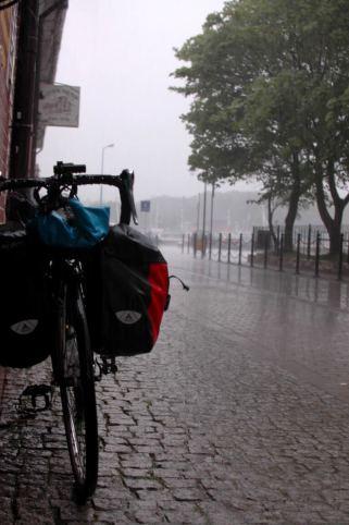 Regnväder Polen