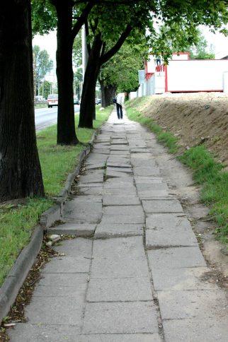cykelväg polen