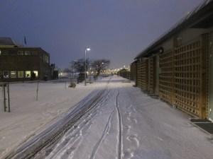 Vintercykling Malmö