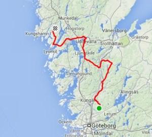 GPS karta
