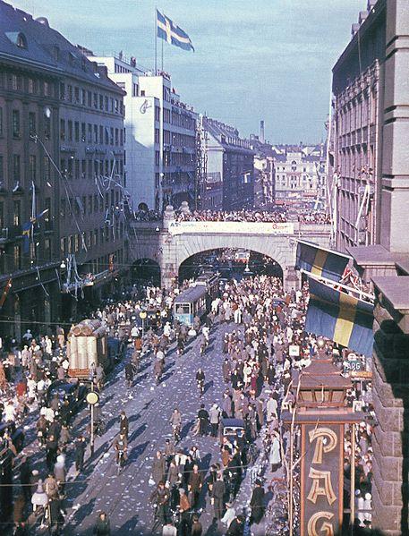 Av Gunnar Lund (Stockholmsfärg) [Public domain], via Wikimedia Commons