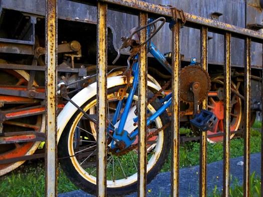 rust bike