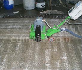 Proceso de ejecución para pavimentos de poliuretano cemento 01