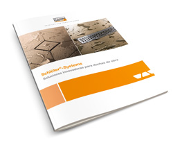Catalogo KERDI LINE - Drenaje lineal para platos de ducha de obra