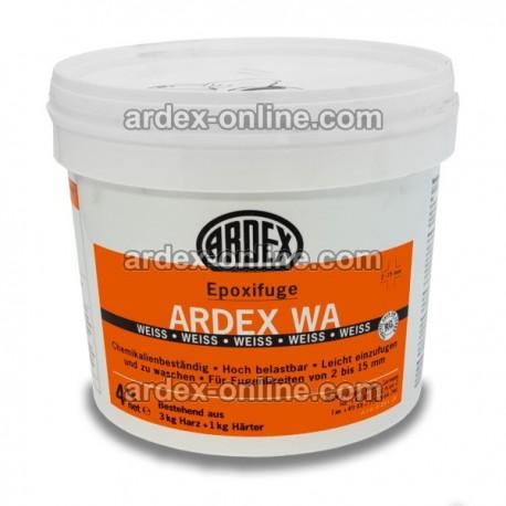 Mortero de rejuntado epoxy para azulejos ARDEX WA