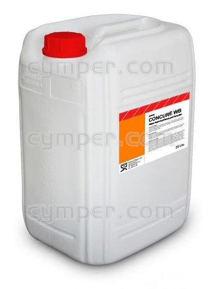 Concure WB - Líquido de curado para hormigón base parafinas