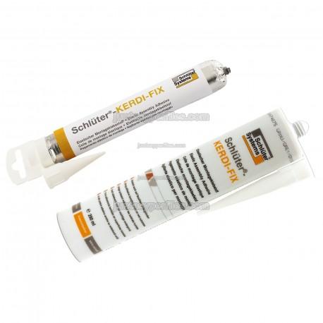 KERDI-FIX - Adhesivo elástico en base polímeros
