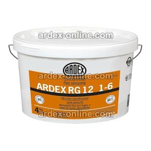 ARDEX RG12 - Mortero de resina epoxy para rejuntar azulejos