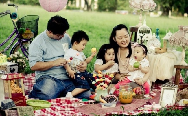 Family Day Out: Family Picnic, Cymplified!