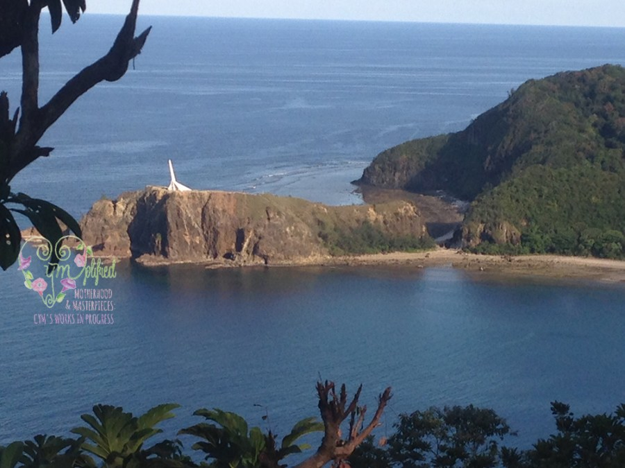 dicasalarin cove lighthouse baler aurora