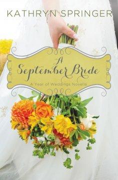 a september bride book cover