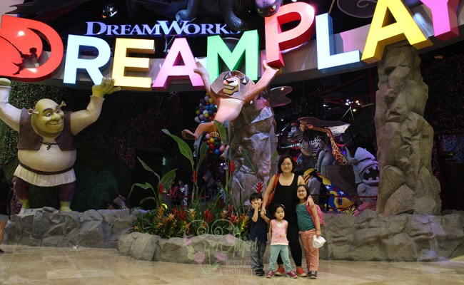 Family Day Out: DreamPlay, Cymplified!