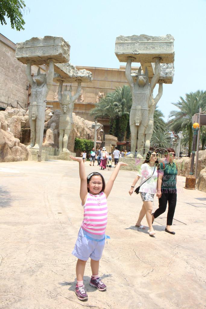 universal studios ancient egypt