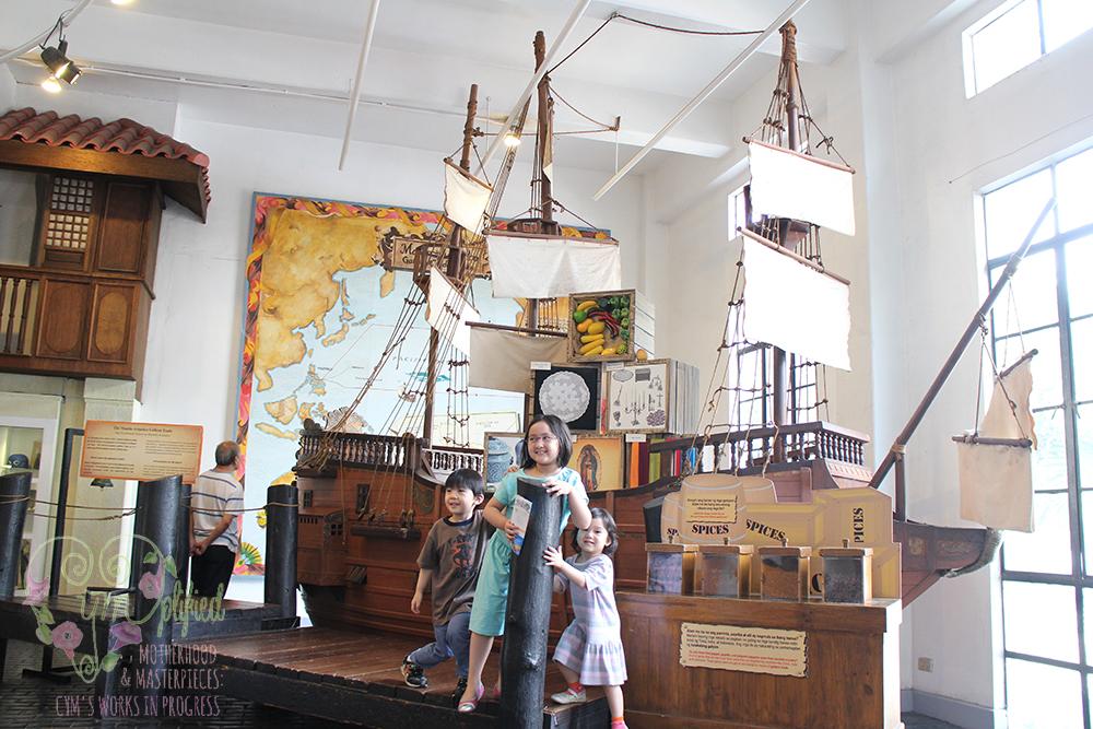 museo pambata galleon