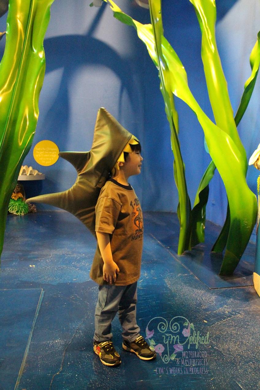 museo pambata shark costume