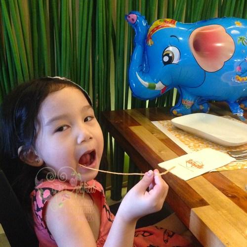 balloon @ torch restaurant