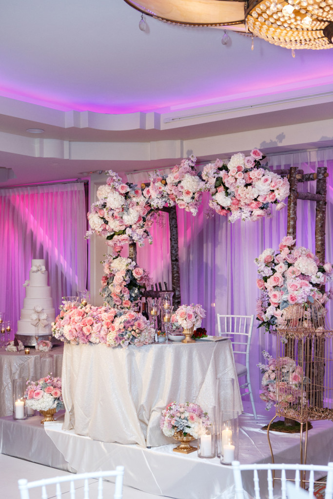 wedding planner @ wedding venue