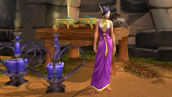 alanna embrace WoW Classic Robes