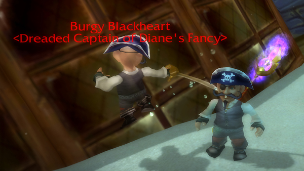 burgy chop Burgy Blackheart