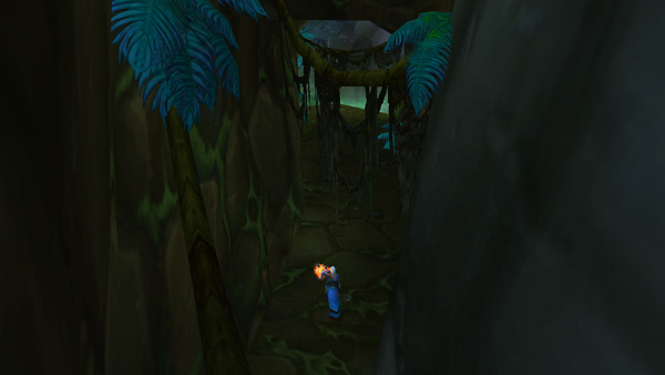 wailing caverns The Last Relic of Argus