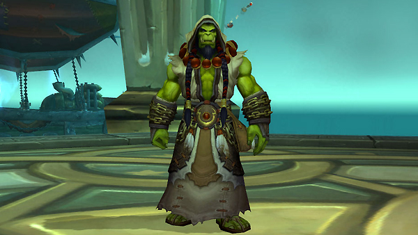 thrall1 Neltharion the Betrayer