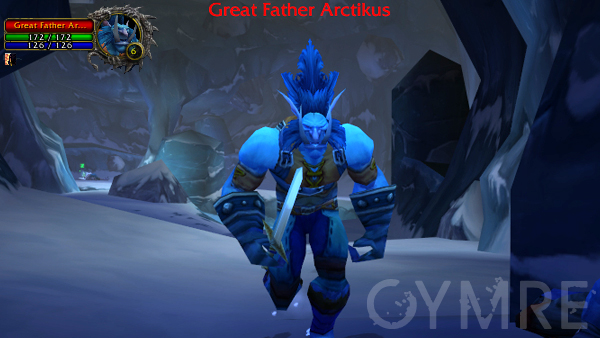 grand father arctikus 12 Dun Morogh Rares