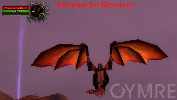 Teremus the Devourer Blasted Lands Rares
