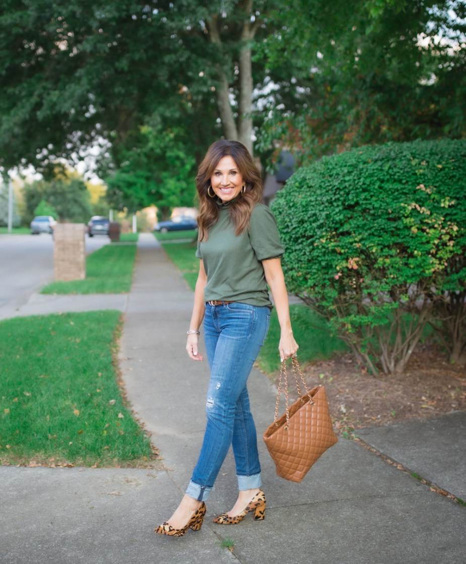 Fall Color Trend to Try: Army Green