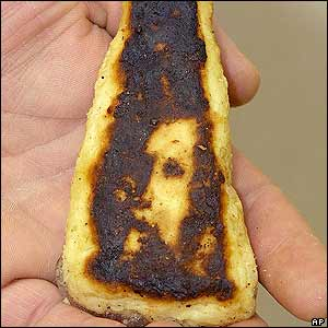 inability to have your face miraculously appear on a fish stick is probably another.