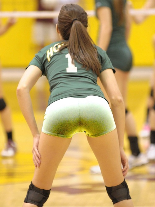 Volleyball girls would be essential for seasteading.