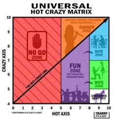 hot crazy matrix