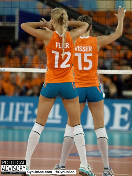 Is marriage also responsible for volleyball chycks?