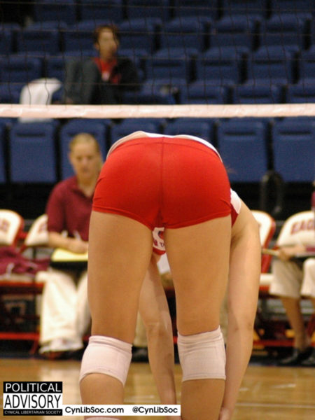 There is no cure for volleyball chycks. And I'm good with that.