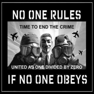 if no one obeys