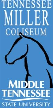 Tennessee Miller Coliseum Logo