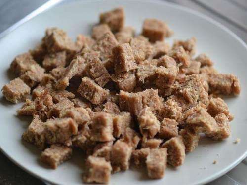 biscuits gateaux chien chat au thon rapide clicker