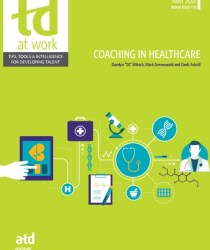 Coaching in healthcare