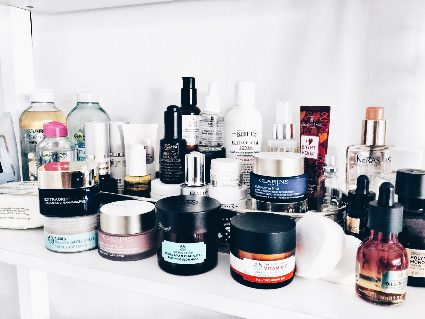 Spring Clean Your Beauty Shelf