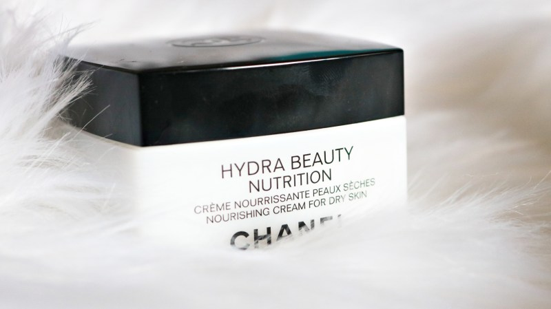 CHANEL HYDRA BEAUTY NOURISHING CREAM