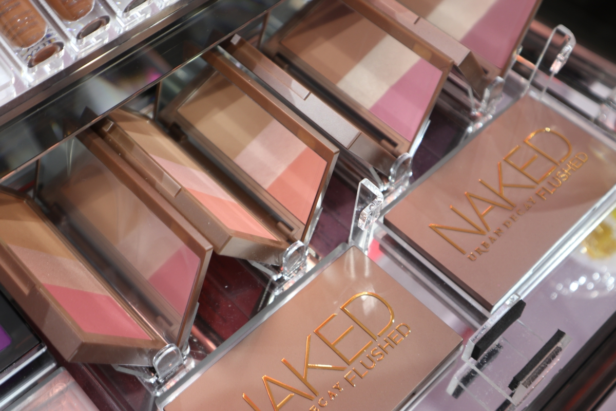 URBAN DECAY IS HERE!