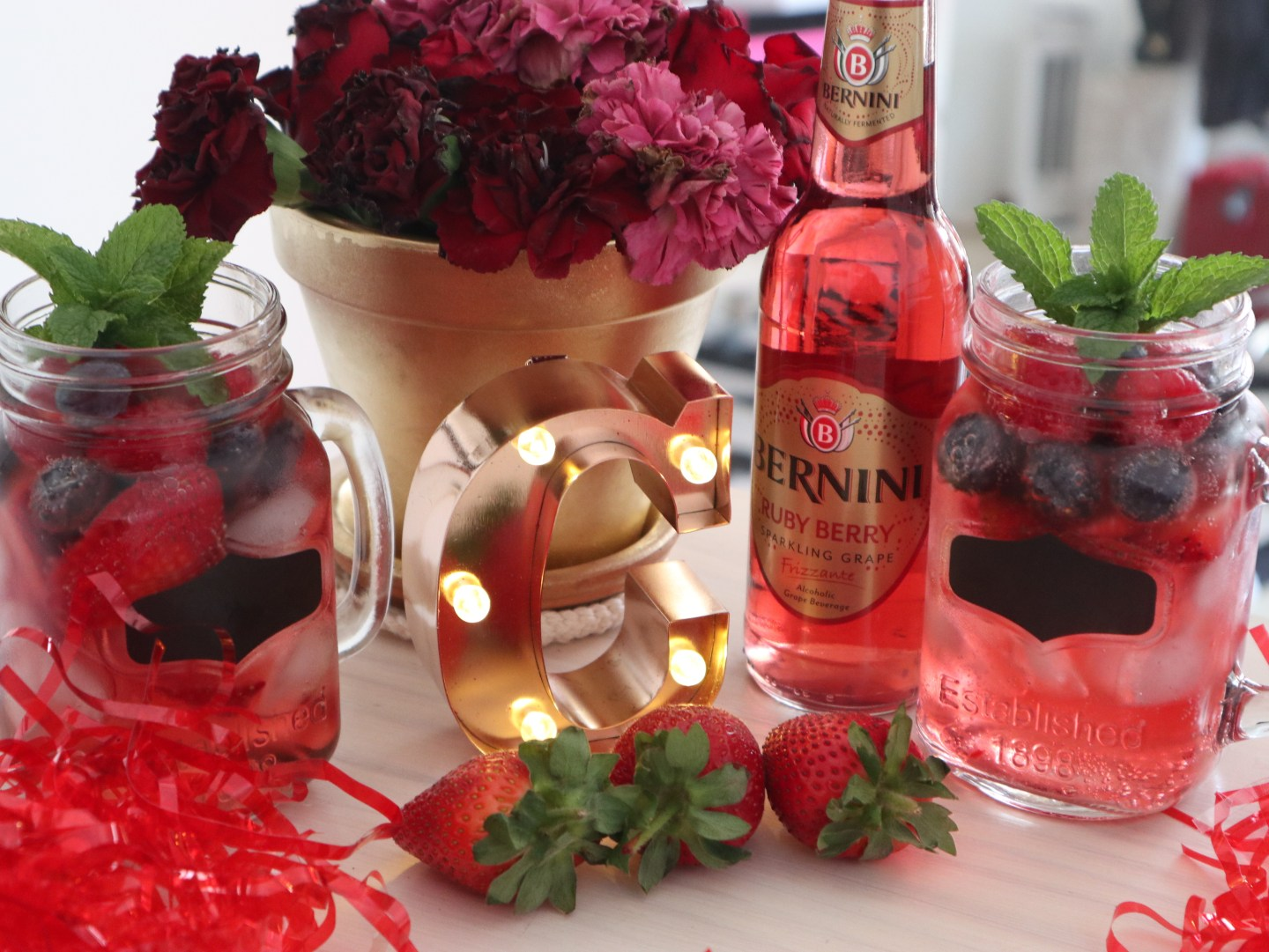 The Perfect Summer Party Cocktail