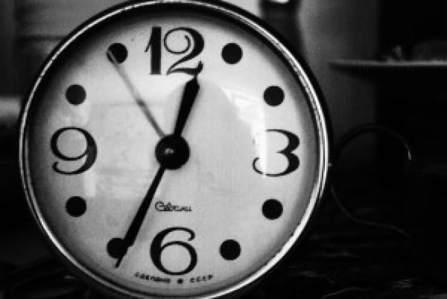 CCCP Clock