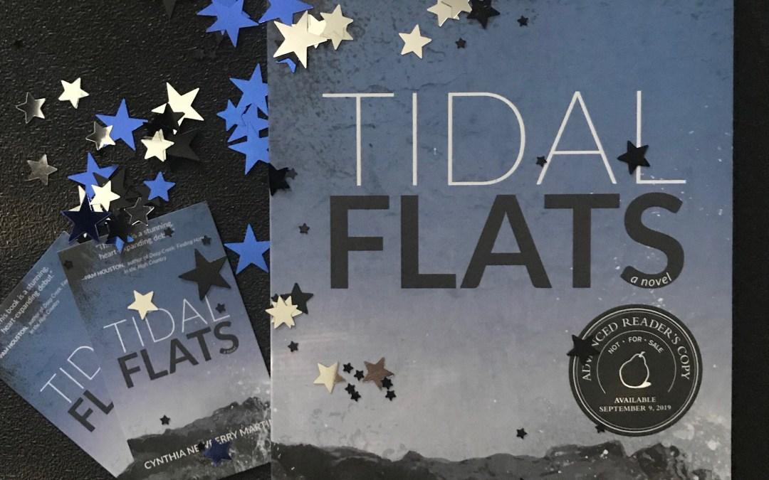tidal flats giveaway