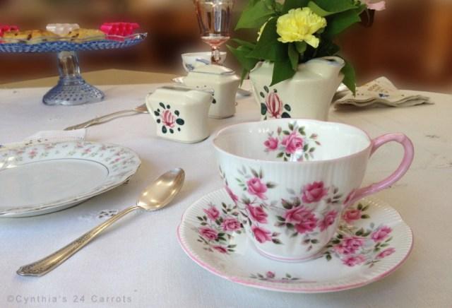 Royal Albert Bone China Tea Cup Saucer