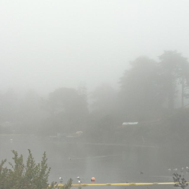 Fade Away Mountain Lake
